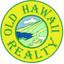 Logo for Old Hawaii Realty, Angela and John Gannon